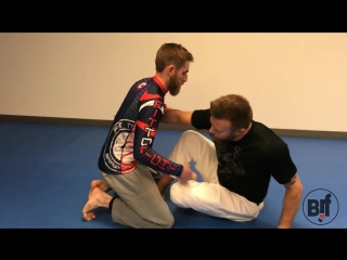 Jiu-Jitsu Sweep  Submission Chain _ Butterfly to X-Guard to Back to Submission