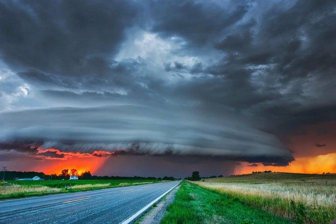 Вся мощь и великолепие природы в двадцати фотографиях