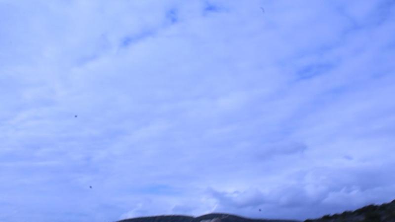 Кипр. Сэм. Январь. На велике к Белым скалам. ч.2 см 0:53 секунды...))