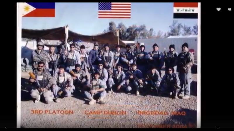 Частная Военная Компания TRIPLE CANOPY в Ираке.