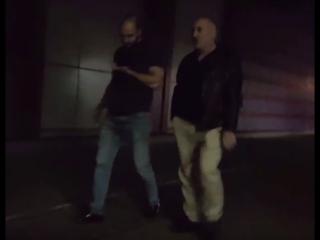 Кавказцы избили и попытались застрелить прохожего в Москве (11.09.2017)
