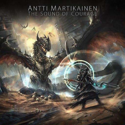 Antti Martikainen альбом The Sound of Courage
