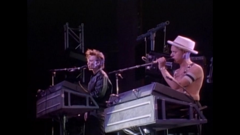 Depeche Mode - Blasphemous Rumours (Live At The Pasadena Rose Bowl 18.06.1988)
