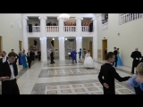 24.11.17. Бал в Пикалево. Мастер-класс Па-де-Грас  «грациозный шаг» (под музыку)