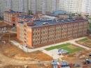 Строительство школы № 35. Подольск. Кузнечики.