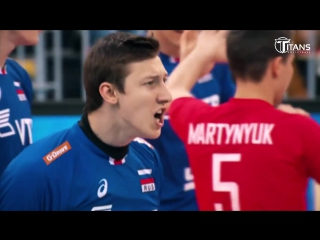 TOP 20 Crazy Actions by Dmitry Volkov - FIVB World League 2017 - Volleyball Russia