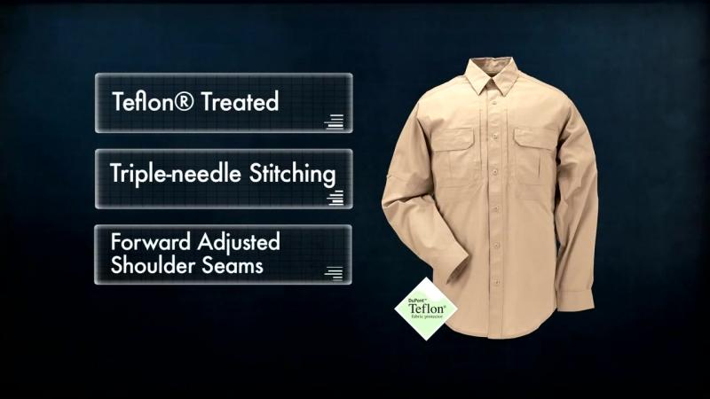 5.11 Tactical Series Taclite® Pro Shirt