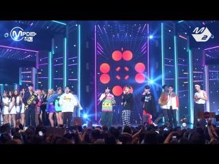 [MPD직캠 2K] 엑소 1위 앵콜 직캠 파워 Power EXO Fancam No.1 Encore full ver. @엠카운트다운_170914