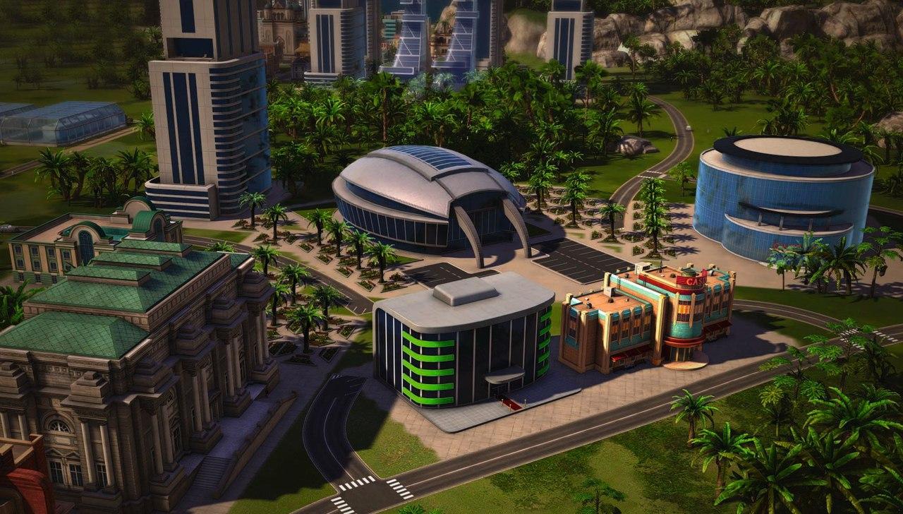 Скриншот игры Tropico 5