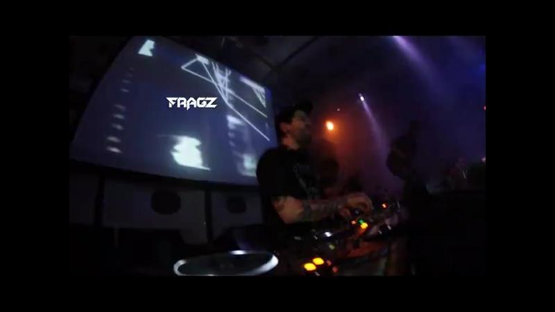 Fragz Feat. Mike Redman @ PRSPCT loves Yellow Stripe, Rotterdam