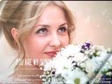 Свадебный букет для очень красивой невесты?.mp4