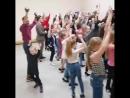 Репетиция в модельной школе Резицких