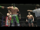 Beretta, Tomohiro Ishii, Toru Yano (c) vs. Bad Luck Fale, Tama Tonga, Tanga Loa (NJPW - New Year Dash !! 2018)