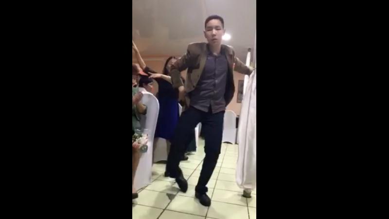 Калмыцкий танец. Свадьба Сагаевых