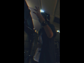 МУХА // Ночная запись в студии