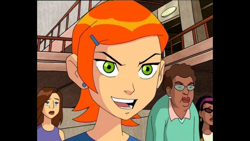 Бен 10 (2006-2007) — 3 сезон 27 серия Ночные приключения