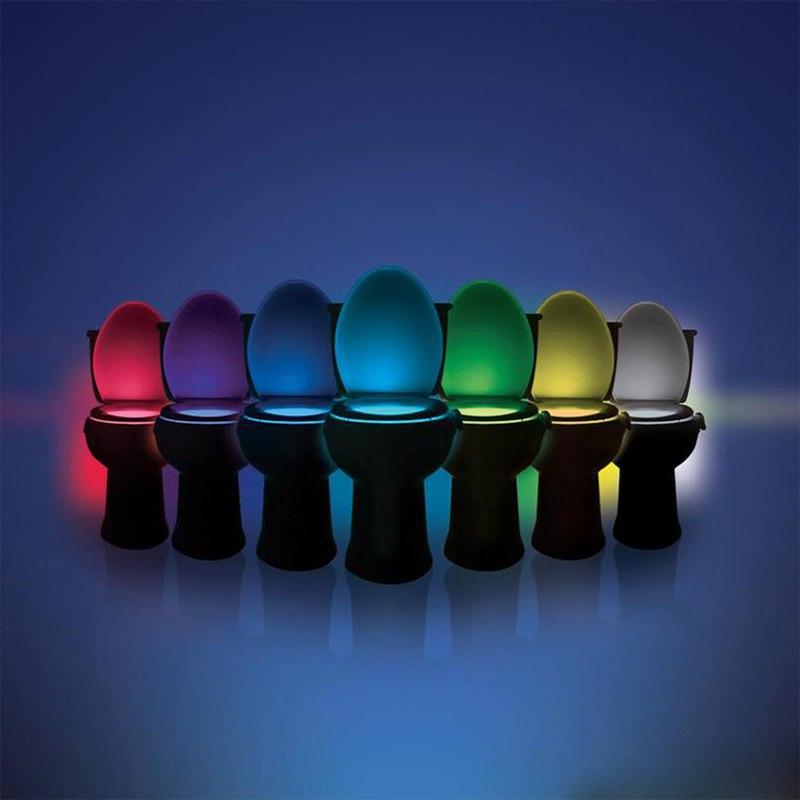 Подсветка для унитаза с датчиком движения за 219