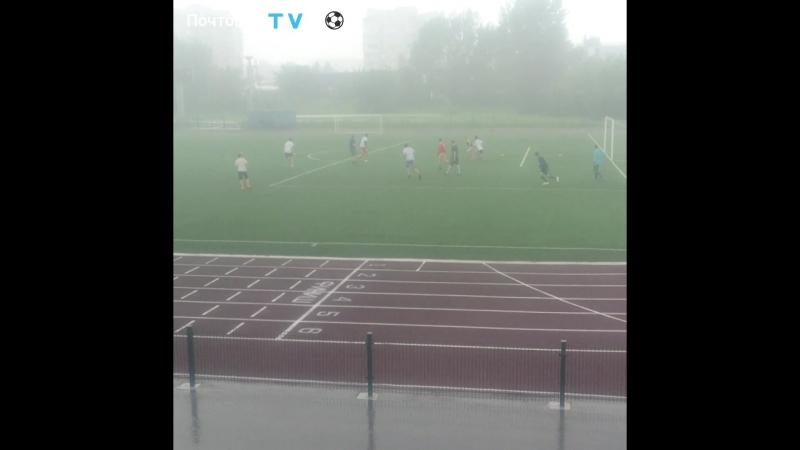 Барнаульский Почтовик 3 1 Soccer United