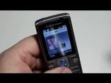 Sony Ericsson K610i супер старичок с двумя камерами