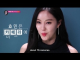 171111 It's Okay To Be Slightly Crazy - EP1 - Hyomin cut ENG