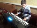 Игра на синтезаторе YAMAHA. Военная песня - Алеша