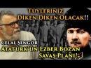 Celal Şengör Atatürk'ün Ezber Bozan Savaş Planı