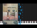 How to play Le vent nous portera by Noir Désir on Piano Sheet Music