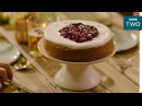 Lemon tendercake with blueberry compôte - Nigella At My Table Episode 4 - BBC Two