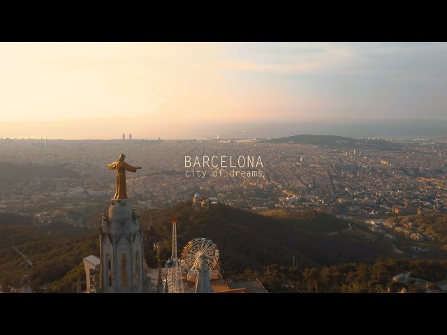 Barcelona - city of dreams 4K - Bruno Sees