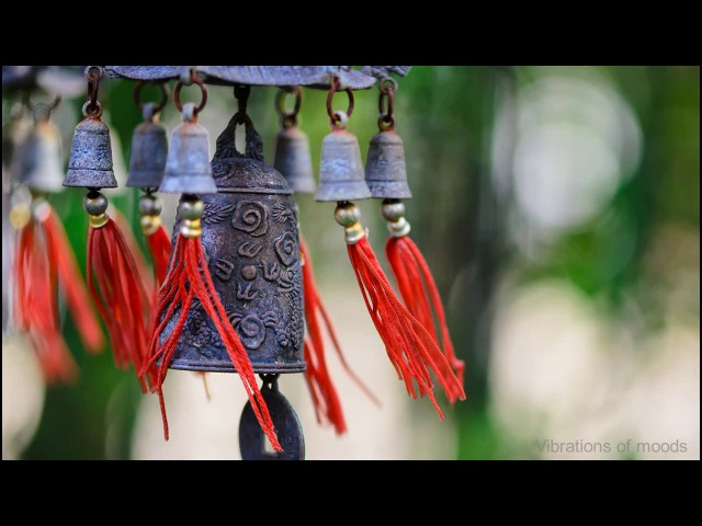 Звон колокольчиков для очищения биополя the bells