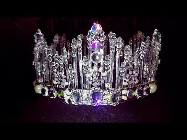 Новая идея Короны своими руками! Crown handmade!