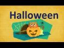 Halloween. Рассказ для младших школьников.