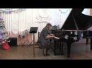 П.И.Чайковский «Па-де-де» из балета «Щелкунчик»,исп.Авдеева В.К. 26.12.15