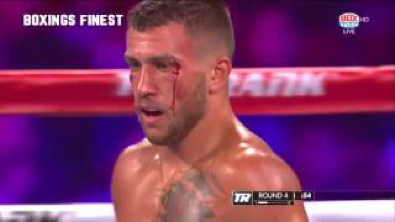 Vasyl Lomachenko vs Marriaga FIGHT HIGHLIGHTS