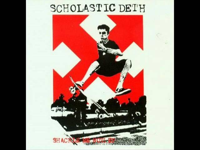 Scholastic Deth- Shakle Me Not! E.P.