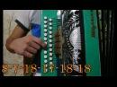 Татарская плясовая на гармони видеоурок