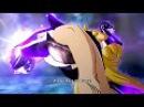 Hyoga surplice vs Aioria poseido oce Satan imperial historia alterna Soldiers soul gameplay
