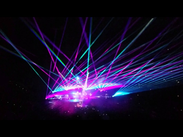 Muse - Follow Me live at Melbourne 2013