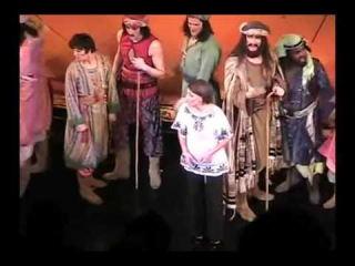 Joseph and the Amazing Technicolor Dreamcoat (London 2007) Lee Mead