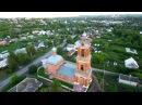 Голубая гора - Лещенская церковь 9.07.2017