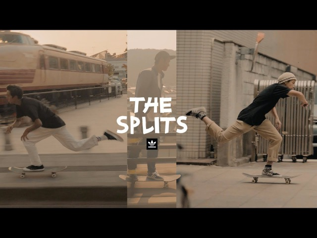 The Splits adidas Skateboarding Japan