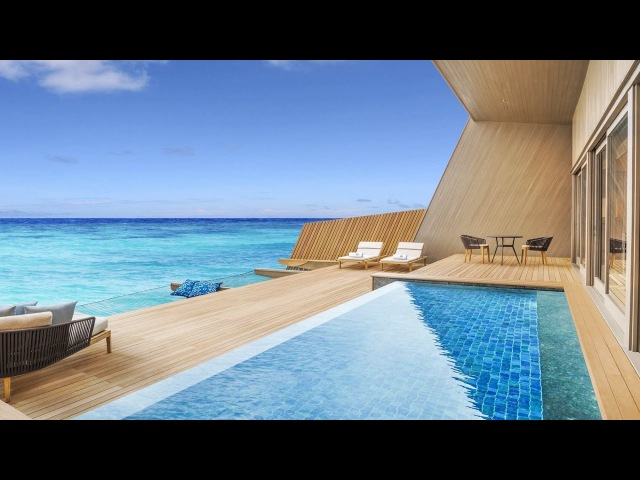 ST REGIS MALDIVES VOMMULI: amazing 6-star resort (review)