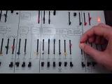 Roland S-760 + 707 + ESQ-1 + Arp Odyssey Jam