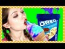 ПРОВЕРКА РЕЦЕПТОВ МОРОЖЕНОГО / GALAXY мороженое / Мороженое с OREO 🐞 Afinka