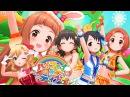「デレステ」ハイファイ☆デイズ Game ver Refresh 標準メンバー L M B G 赤城みりあ、龍