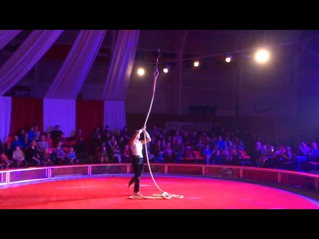Детский образцовый цирковой коллектив «Пилигрим» - Корд-де-парель