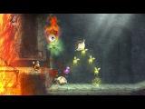 Rayman Legends - Спасти Элисию - Подземная Погоня