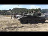 Боевой танк Т-55АМ армии ГДР