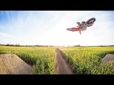 Райан Данжи на кукурузном поле