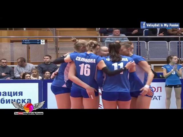 [HD] Dynamo-Metar vs Proton |18-11-2017 | Russian Superleague Womens Volleyball 2017/2018